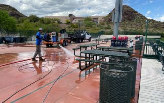 Pressure Washing for your Business
