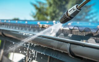 importance of cleaning residential gutters